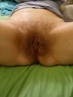 hairy pussy inviting some cocks