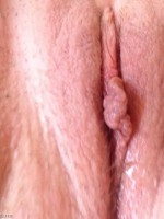 Horny 23 yr old pussy close up