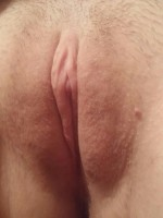 Wife's sexy little pussy