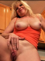 My 45 Yr Old Blonde Hot Wife