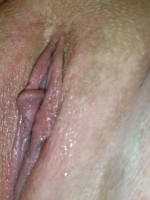 My 48 year old wife's pussy