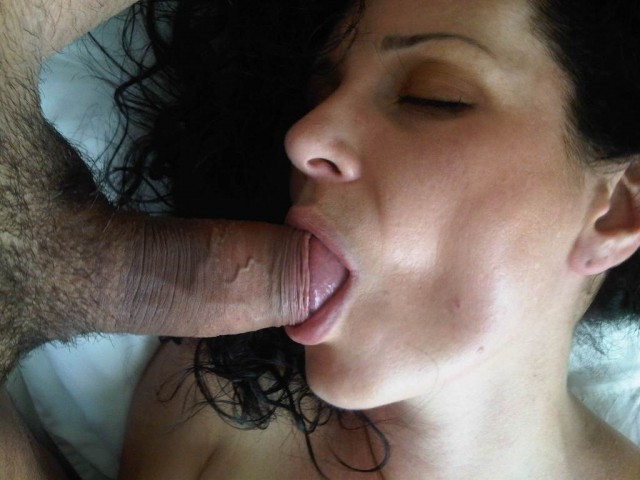 Something my wife loves sucking cock think, what