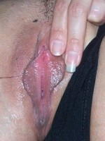 My dripping wet pussy !