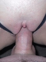 My pussy being fucked!