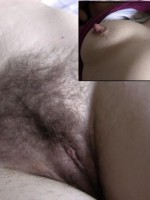 Up Close – Tits and Furry Pussy