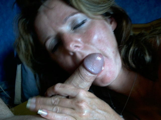 Blow job from my wife